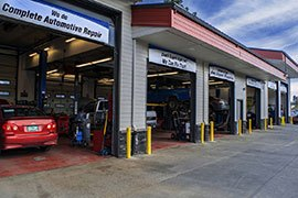 Auto Repair Facility in Coeur d'Alene | Gallery | Silverlake Automotive Downtown