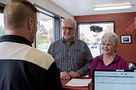 Customer Care in Coeur d'Alene | Gallery | Silverlake Automotive Downtown
