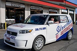 Auto Care Vehicle in Coeur d'Alene | Gallery | Silverlake Automotive Downtown