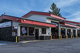 Auto Repair Shop in Coeur d'Alene | Gallery | Silverlake Automotive Downtown