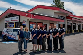 Auto Service Team in Coeur d'Alene | Gallery | Silverlake Automotive Downtown