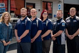 Auto Repair Team in Coeur d'Alene | Gallery | Silverlake Automotive Downtown